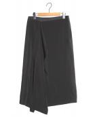 CARVEN(カルヴェン)の古着「スカート」 ブラック