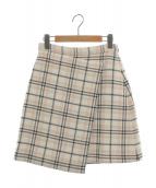 CARVEN(カルヴェン)の古着「スカート」 ピンク