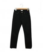 toteme(トーテム)の古着「ブラックデニム」|ブラック