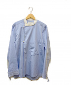 ANITYA(アニティア)の古着「OPE SHIRTS」|ブルー