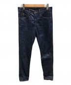 LEVI'S VINTAGE CLOTHING(リーバイスヴィンテージクロージング)の古着「スリムデニムパンツ」 インディゴ