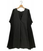 petite robe noire(プティローブノアー)の古着「ワンピース」|ブラック