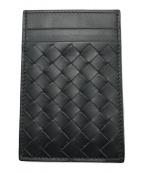 ()の古着「カードケース」|ブラック