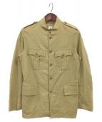 ANATOMICA(アナトミカ)の古着「GURKHA Jacket」|ベージュ