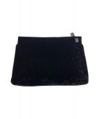 LOEWE(ロエベ)の古着「クラッチバッグ」|ブラック