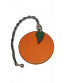 HERMES(エルメス)の古着「オレンジチャーム」