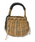 LUDLOW(ラドロー)の古着「バオールバスケットバッグ」