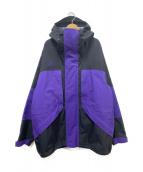 NIKE ACG(ナイキエージーシー)の古着「GORE-TEXジャケット」|パープル×ブラック