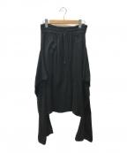 Vivienne Westwood man()の古着「エスニックサルエルパンツ」|ブラック