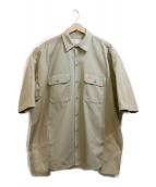 77circa(ナナナナサーカ)の古着「別注再構築ワークシャツ」|ベージュ