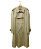BURBERRY LONDON(バーバリーロンドン)の古着「ライナー付トレンチコート」|カーキ