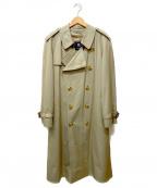 BURBERRY LONDON(バーバリー ロンドン)の古着「ライナー付トレンチコート」|カーキ