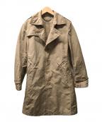 JOSEPH HOMME(ジョゼフ オム)の古着「コート」 ベージュ