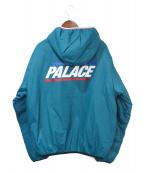 PALACE(パレス)の古着「P LINER JACKET」 グリーン