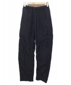 TEATORA(テアトラ)の古着「Wallet Pants Packable」|ブラック