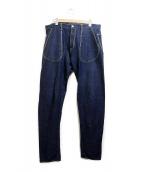 KOJIMA GENES(コジマジーンズ)の古着「デニムパンツ」 インディゴ