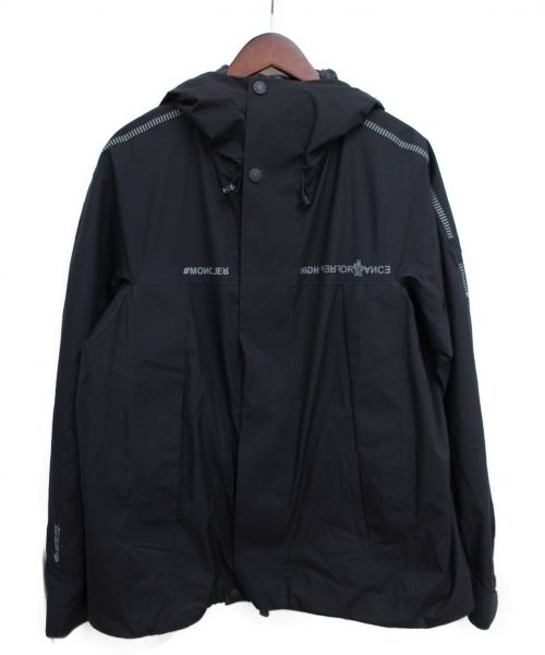 MONCLER GRENOBLE(モンクレール グルノーブル)MONCLER GRENOBLE (モンクレール グルノーブル) ×Ron Herman 20AW LINTH JACKET ブラック サイズ:2の古着・服飾アイテム