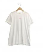 STELLA McCARTNEY()の古着「スター刺繍Tシャツ」|ホワイト