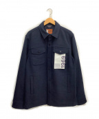 GAP(ギャップ)の古着「CPOジャケット」|ネイビー