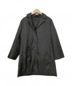 L'EQUIPE(レキップ)の古着「THINDOWNジャケット」|ブラック