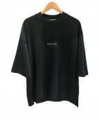 CULLNI(クルニ)の古着「ロゴTシャツ」 ブラック