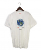 SUPREME×THE NORTH FACE()の古着「Tシャツ」|ホワイト