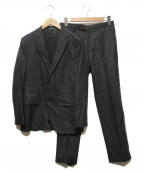 JOSEPH HOMME(ジョゼフ オム)の古着「セットアップスーツ」 ブラック