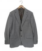 CARUSO(カルーゾ)の古着「2Bセットアップスーツ」|グレー