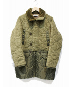 Johnbull(ジョンブル)の古着「N-3Bタイプコート」|オリーブ