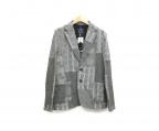 T-JACKET By TONELLO(ティージャケットバイトネッロ)の古着「テーラードジャケット」|ブラック