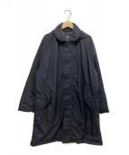 ORCIVAL(オーシバル)の古着「ナイロンコート」|ブラック