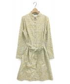 marimekko(マリメッコ)の古着「シャツワンピース」