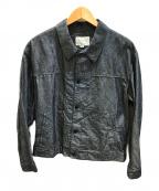 STILL BY HAND(スティルバイハンド)の古着「インディゴGジャケット」