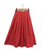 SHE TOKYO(シートーキョー)の古着「ロングフレアスカート」