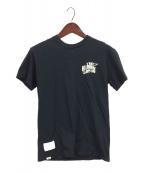 WIND AND SEA(ウィンダンシー)の古着「Tシャツ」|ブラック