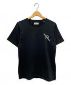 SATURDAYS SURF NYC(サタデーズサーフニューヨーク)の古着「コラボTシャツ」|ブラック
