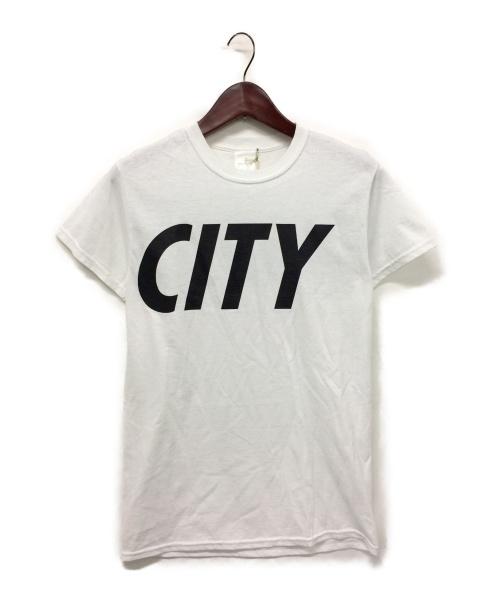WIND AND SEA(ウィンダンシー)WIND AND SEA (ウィンダンシー) Tシャツ ホワイト サイズ:S 未使用品 ×CITYSHOPの古着・服飾アイテム