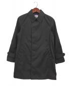 THE NORTHFACE PURPLELABEL(ザノースフェイスパープルレーベル)の古着「ステンカラーコート」|ブラック