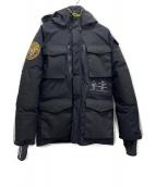 Denham(デンハム)の古着「MINOTAUR DOWN M-65」|ブラック