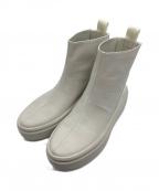 UNITED NUDE(ユナイテッドヌード)の古着「ブーツ」|ホワイト