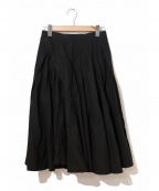 tricot COMME des GARCONS(トリココムデギャルソン)の古着「スカート」 ブラック