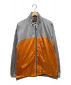 Marmot(マーモット)の古着「ナイロンジャケット」 オレンジ