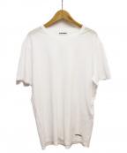 JIL SANDER(ジルサンダー)の古着「20SS クルーネックTシャツ」 ホワイト