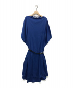 COGTHEBIGSMOKE(コグザビッグスモーク)の古着「CAPSULE DRESS」|ブルー