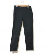 Maison Margiela 10(メゾンマルジェラ 10)の古着「コットンスラックス」 ブラック
