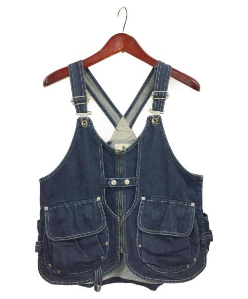 snow peak(スノーピーク)snow peak (スノーピーク) TAKIBI Vest サイズ:Sの古着・服飾アイテム