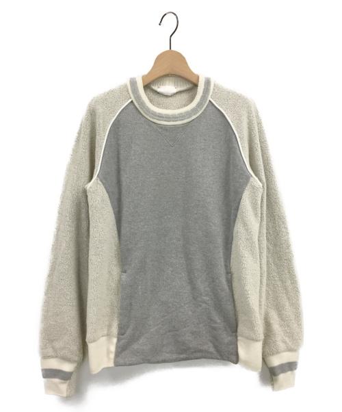mame(マメ)mame (マメ) スウェット グレー サイズ:1の古着・服飾アイテム