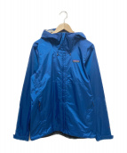 Patagonia(パタゴニア)の古着「トレントシェルジャケット」 ブルー