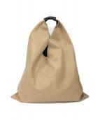 MM6 Maison Margiela(エムエムシックスメゾンマルジェラ)の古着「ジャパニーズトートバッグ」|ベージュ