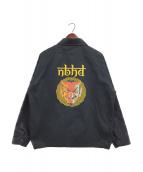 NEIGHBORHOOD(ネイバーフッド)の古着「DRIZZLER/EC-JKT」|ネイビー